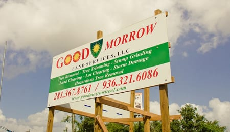 GOOD MORROW LAND SERVICE, LLC